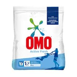 Omo Active Fresh Toz Çamaşır Deterjanı 26 Yıkama 4 KG