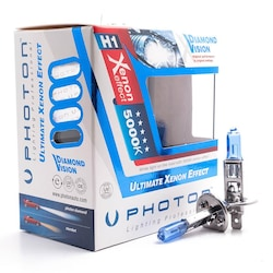 Photon H1 12V 55W 5000K Diamond Vision