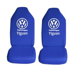 Volkswagen Tiguan  Özel Araba Oto Koltuk Kılıfı Ön Arka Takım Mav