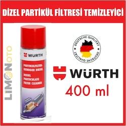 WURTH Dizel Partikül Filtre Temizleyici Sprey 400 ML (HORTUMLU)