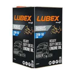 Lubex Robus KM 20W/50 18 Lt Mineral Dizel Motor Yağı