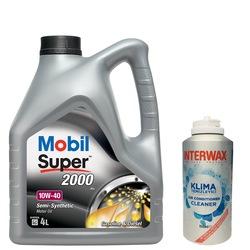 Mobil Super 2000 X1 10W40 Motor Yağı 4 L