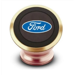 Ford Uyumlu Mıknatıslı Gold Telefon Tutucu Carmaniaks CRM5018