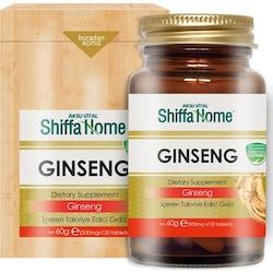 Shiffa Home Ginseng Tablet 500 Mg  - 120 Tablet