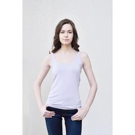 Mela D'oro MW-A1 Askılı Lila Kadın T-Shirt