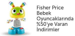 Fisher Price Kampanyası