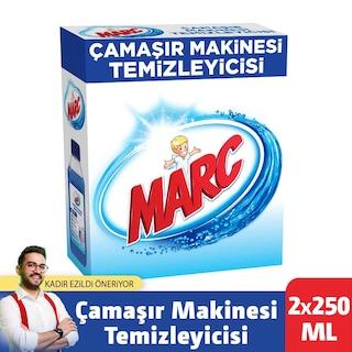 Marc Çamaşır Makinesi Temizleyici 2 x 250 ML