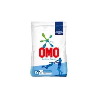 Omo Active Fresh Toz Çamaşır Deterjanı 40 Yıkama 2 x 6 KG