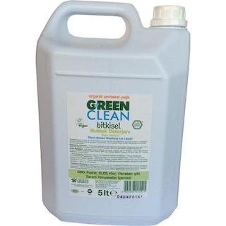U Green Clean Bitkisel Portakal Yağlı Sıvı Bulaşık Deterjanı 5 L