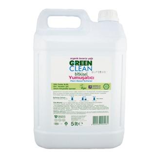 U Green Clean Bitkisel Çamaşır Yumuşatıcısı Lavanta 5 L