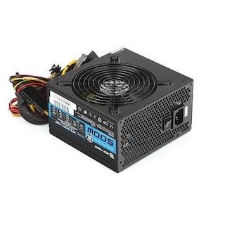High Power HPQ-500ST-H12S 500W 80+ Aktif PFC Güç Kaynağı
