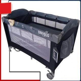UNİQLO-70x110,60x120 SALLANIR OYUN PARKI(PARK YATAK BEŞİK)