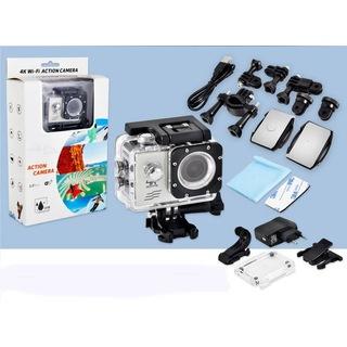 Aksiyon Kamera 4K Wifi 1080P Ultra Hd