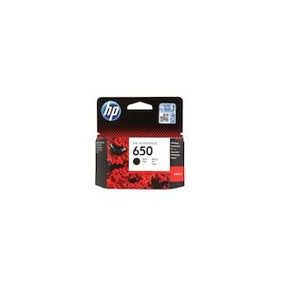 HP 650 Siyah Mürekkep Kartuş Orijinal