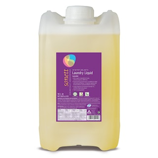 Sonett Organik Lavanta Sıvı Çamaşır Deterjanı 10 L