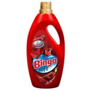 Bingo Soft Çamaşır Yumuşatıcısı Lovely 3 L