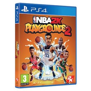Nba 2k19 Playgrounds 2 Ps4 Oyun