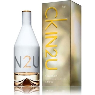 Calvin Klein IN2U Edt 150 Ml Kadın Parfüm
