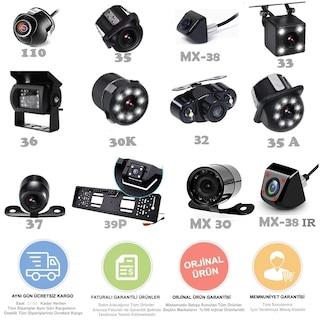 ✅Audiomax Araç Geri Vites Arka Görüş Park Kameraları