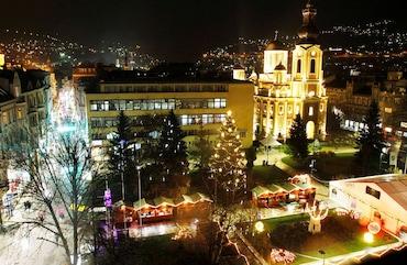 Saraybosna Turu 29 Aralık Hareketli Yılbaşı Özel