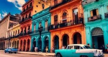 Büyülü Küba Turu Thy İle