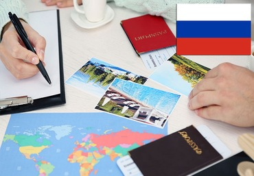 Rusya Vize Hizmeti