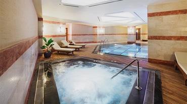 Mövenpick Hotel Ankara Bienne Wellness Spa'da Masaj Keyfi ve Spa