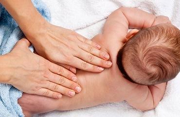Antalya Lara Baby Spa'da Bebek Masajı ve Annelere Özel Masaj Fırs