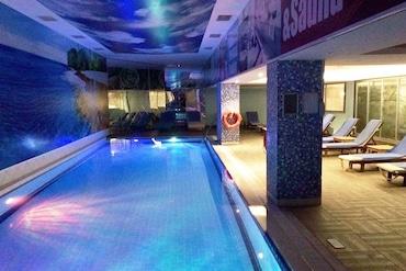 Beylikdüzü Reis Inn Hotel & Spa'da Masaj Keyfi ve Spa Kullanımı