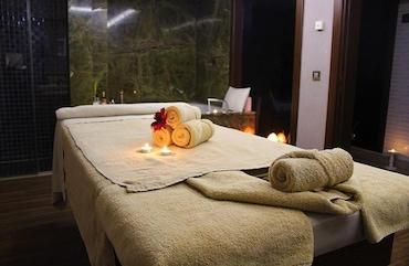 Hurry Inn Hotel My Spa'da Masaj Keyfi ve Spa Kullanımı