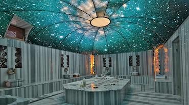 Kapadokya Hill Hotel & Spa'da Masaj Keyfi ve Spa Kullanımı