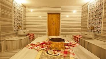 Kocaeli İmperial Park Spa'da Masaj Keyfi ve Spa Kullanımı
