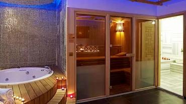 Konya Selçuklu Paşa Park Hotel Clean Spa'da Masaj Keyfi ve Spa Ku