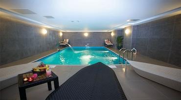 The Time Hotel Revival Spa'da Masaj Keyfi ve Spa