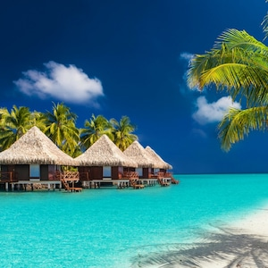 Maldivler, Constance moofushi Island Resort