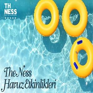 The Ness Hotel Açık Havuz Kullanımı