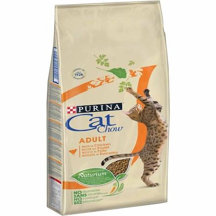 Purina Cat Chow Tavuklu ve Hindi Etli Yetişkin Kedi Maması 15 KG