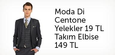 Moda Di Centone Takım Elbiseler 149 TL Yelekler 19 TL Tek Fiyat - n11.com