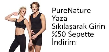 Pure Nature %50 Sepette İndirim - n11.com