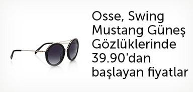 Osse,Mustang Gözlüklerde 39.90'dan başlayan fiyatlar - n11.com
