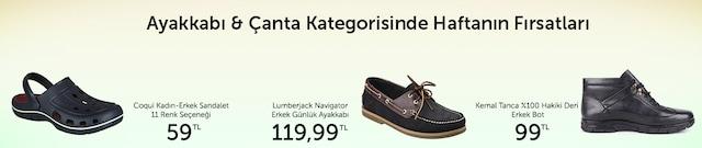 Ayakkabı - Çanta - Valiz Haftanın İndirim Fırsatları - n11.com