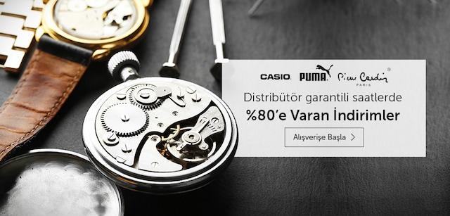 Distribütör Garantili Saatlerde %80'e Varan İndirimler - n11.com