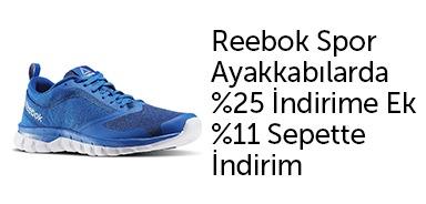Reebok Spor Ayakkabılarda %11 Sepette İndirim - n11.com