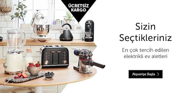 Elektrikli Ev Aletlerinin En Çok Tercih Edilenleri - n11.com