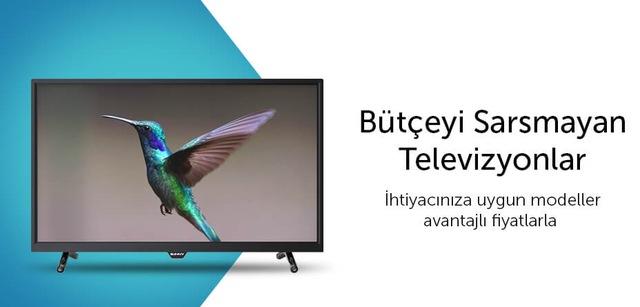 Bütçeyi Sarsmayan Televizyonlar