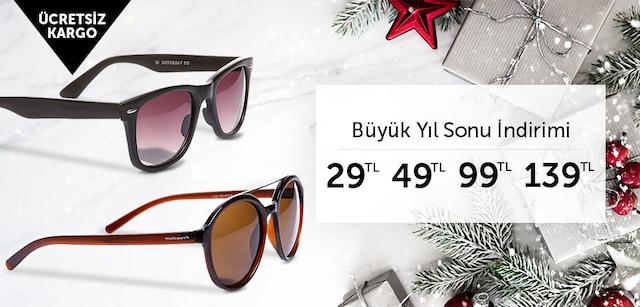 Seçili Gözlüklerde Tek Fiyat Fırsatları