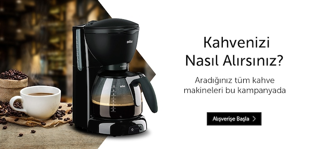 En Sevilen Kahve Makineleri n11'de - n11.com