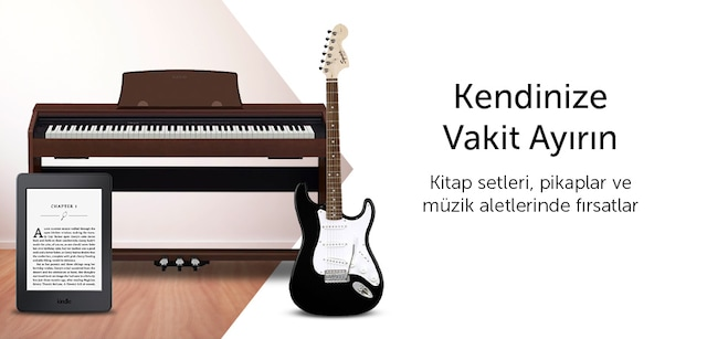 Kitap Setleri, Pikap ve Müzik Aletleri - n11.com