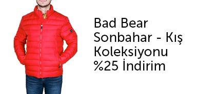 Badbear Sonbahar - Kış Koleksiyonu  %25 İndirim  +  İlkbahar - Yaz Koleksiyonu  %40 İndirim - n11.com