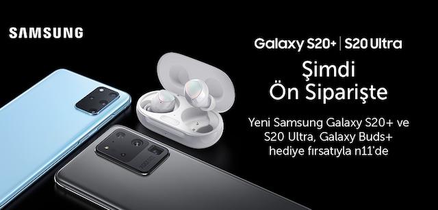 Yeni Galaxy S20 Serisi - n11.com